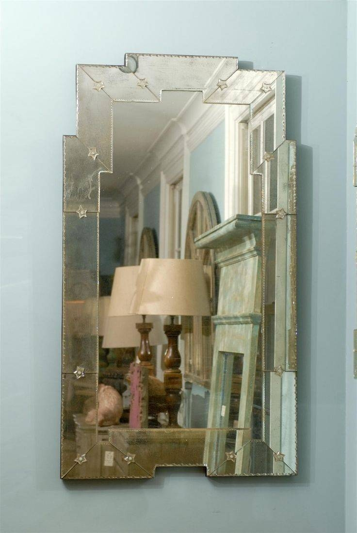 31 Best Deco Venetian Mirrors Images On Pinterest | Venetian regarding Art Deco Venetian Mirrors (Image 1 of 25)