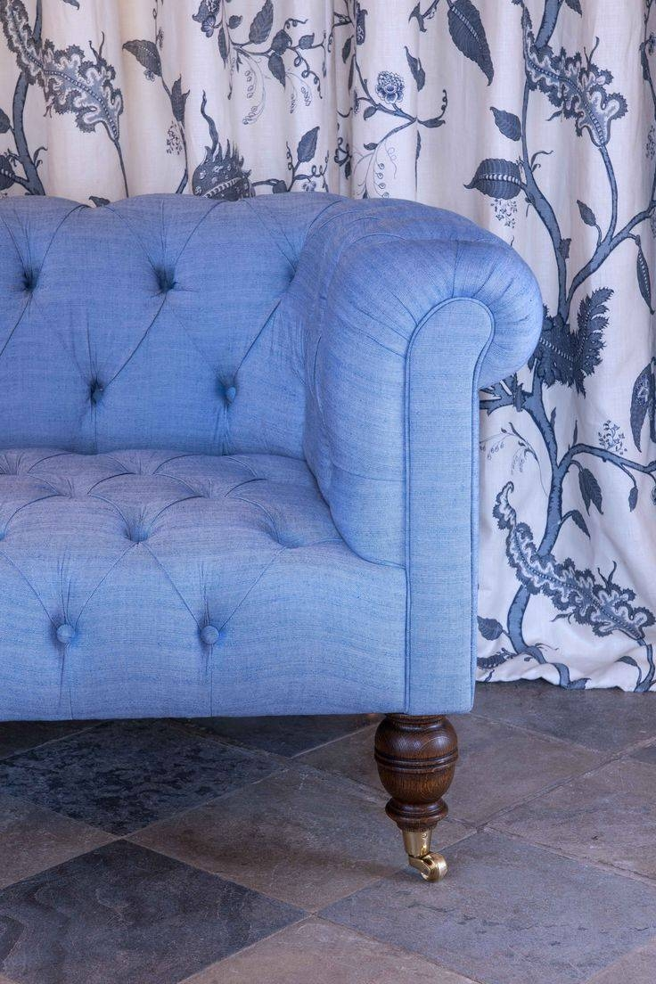 321 Best Fabric Images On Pinterest | Home, Armchair And Blue Chairs throughout Chintz Fabric Sofas (Image 5 of 30)