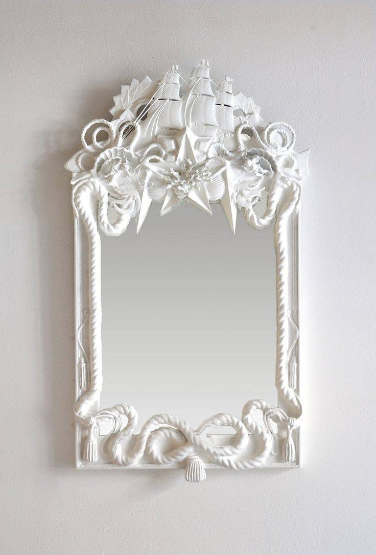 332 Best Mirrors Images On Pinterest | Mirror Mirror, Antique for Ornamental Mirrors (Image 3 of 25)