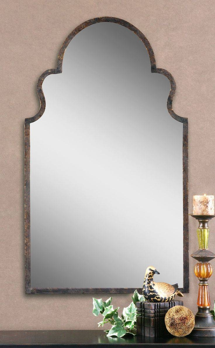 34 Best Mirrors Images On Pinterest | Wall Mirrors, Uttermost intended for Gold Arch Mirrors (Image 2 of 25)