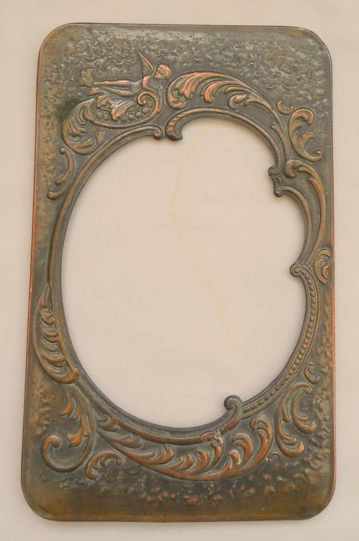 34 Best Old & New Frames & Mirrors Images On Pinterest | My Ebay With Art Nouveau Mirrors (View 24 of 25)