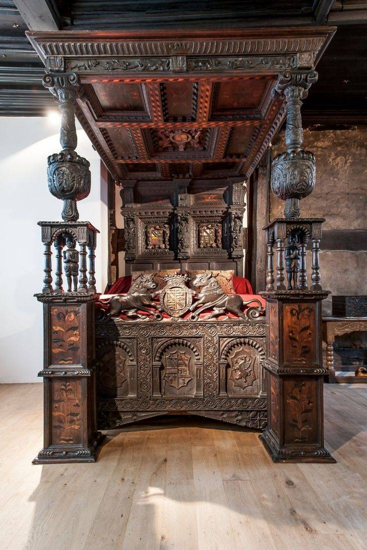 342 Best Antique Furniture.2 Images On Pinterest | Antique Throughout Gothic Sofas (Photo 13 of 30)