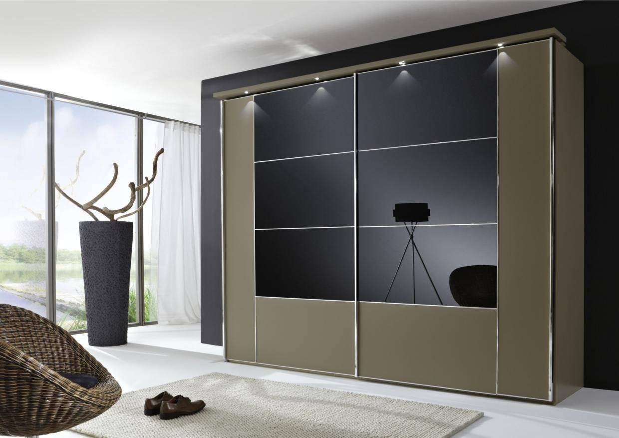 35+ Images Of Wardrobe Designs For Bedrooms for Dark Wood Wardrobe Sliding Doors (Image 1 of 30)