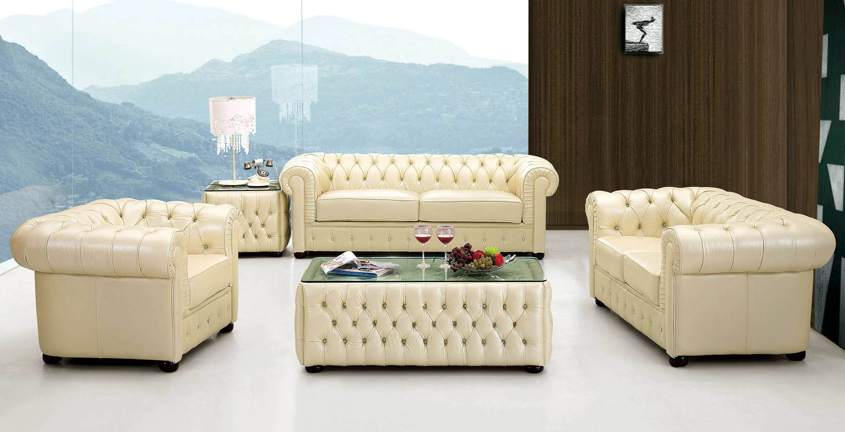 Leather Sofa Loveseat Leather Sofa Loveseat And Chair Foter