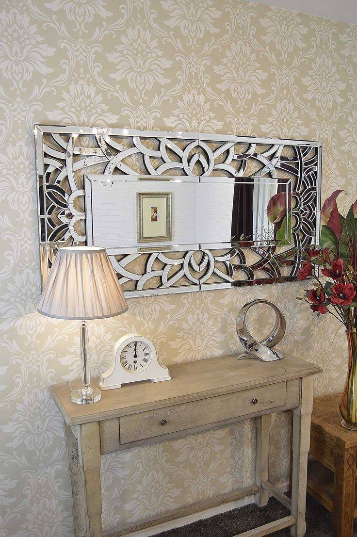 37 Best Venetian/frameless Mirrors Images On Pinterest | Wall regarding Heart Venetian Mirrors (Image 2 of 25)