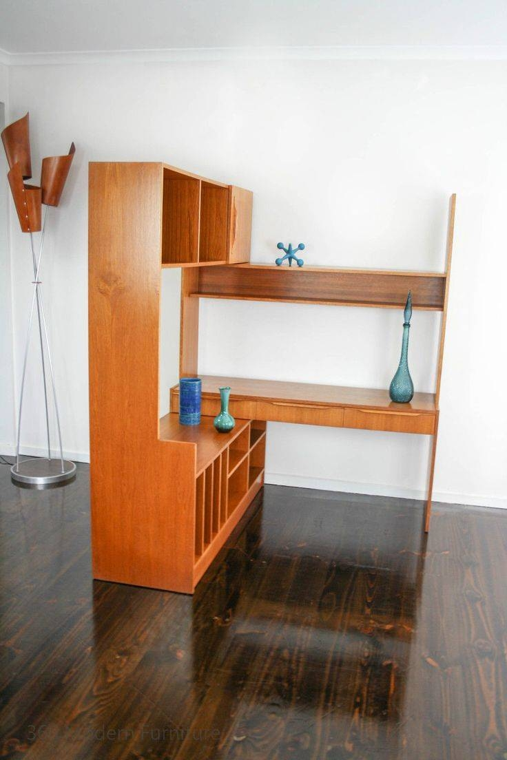 39 Best Mid Century Wall Units360 Modern Furniture Images On in Corner Sideboard Units (Image 2 of 30)