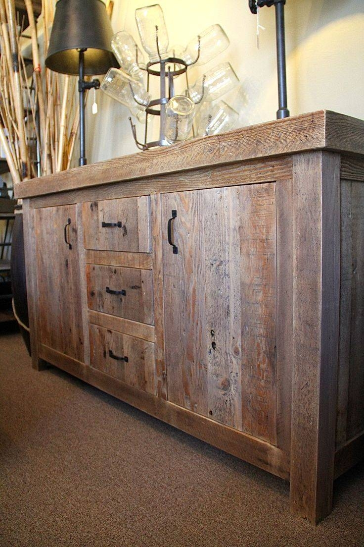 39 Best Side Boards Images On Pinterest | Furniture Ideas, Rustic regarding Ready Made Sideboards (Image 3 of 30)