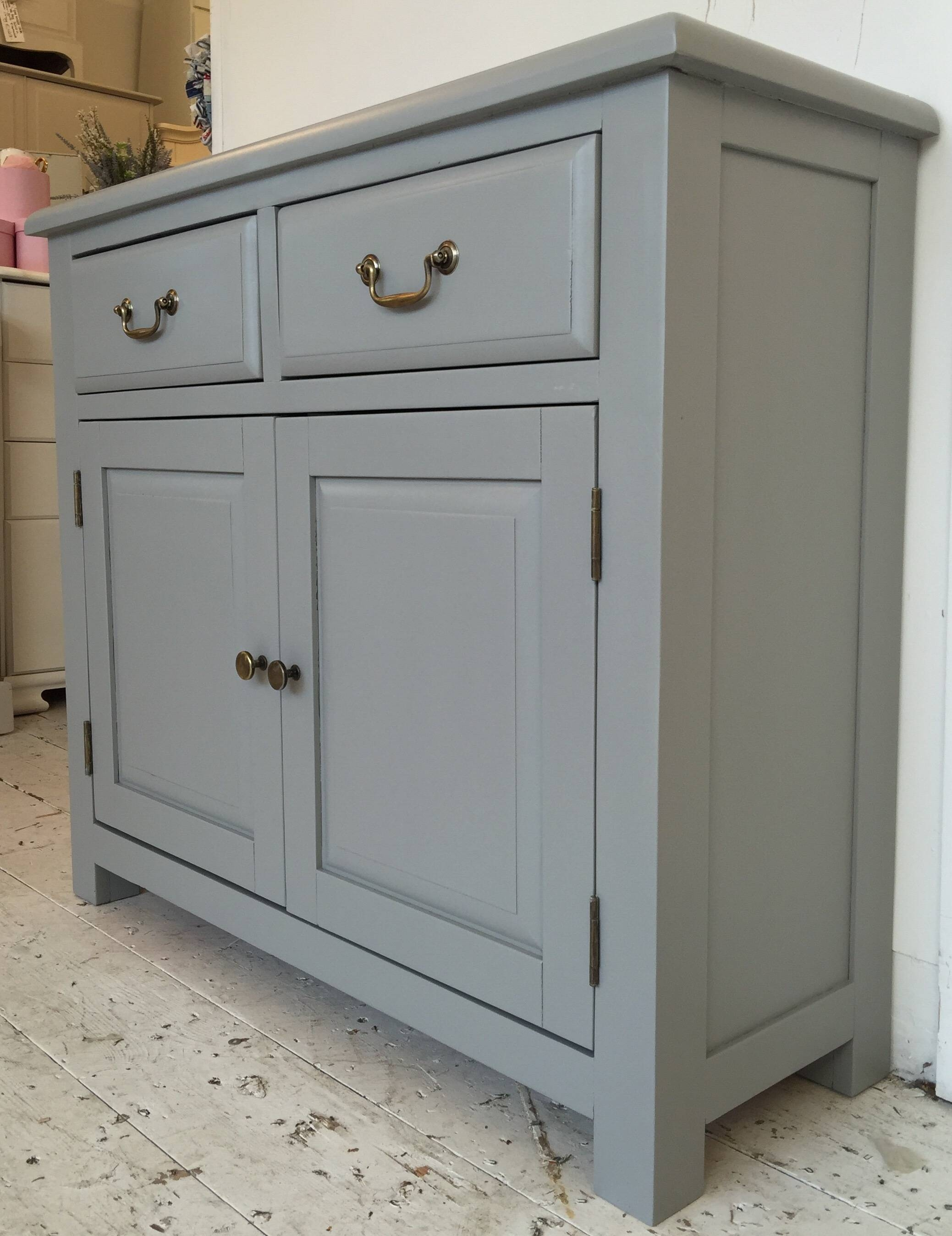 3Ft3'' Wide Grey Sideboard - Home Sweet Homehome Sweet Home pertaining to Grey Sideboards (Image 1 of 30)