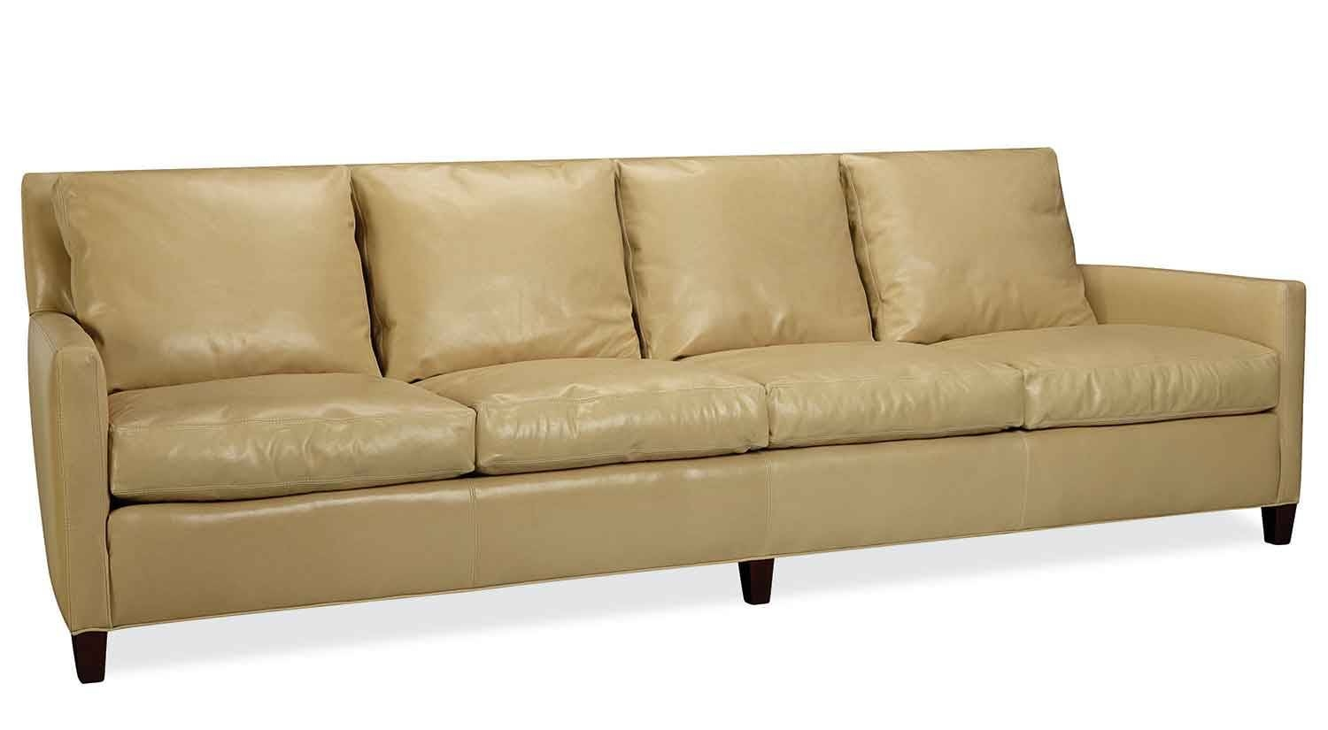 4 Seat Couch | Woodworking Plans Regarding 4 Seat Leather Sofas (View 2 of 30)