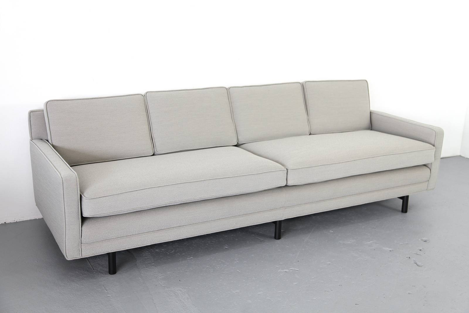 4-Seater Sofapaul Mccobb For Directional For Sale At Pamono intended for Large 4 Seater Sofas (Image 2 of 30)