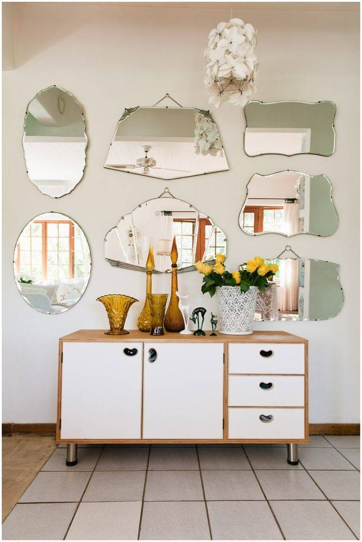 40 Best Vintage & Antique Mirrors Images On Pinterest | Mirror pertaining to Big Antique Mirrors (Image 6 of 25)