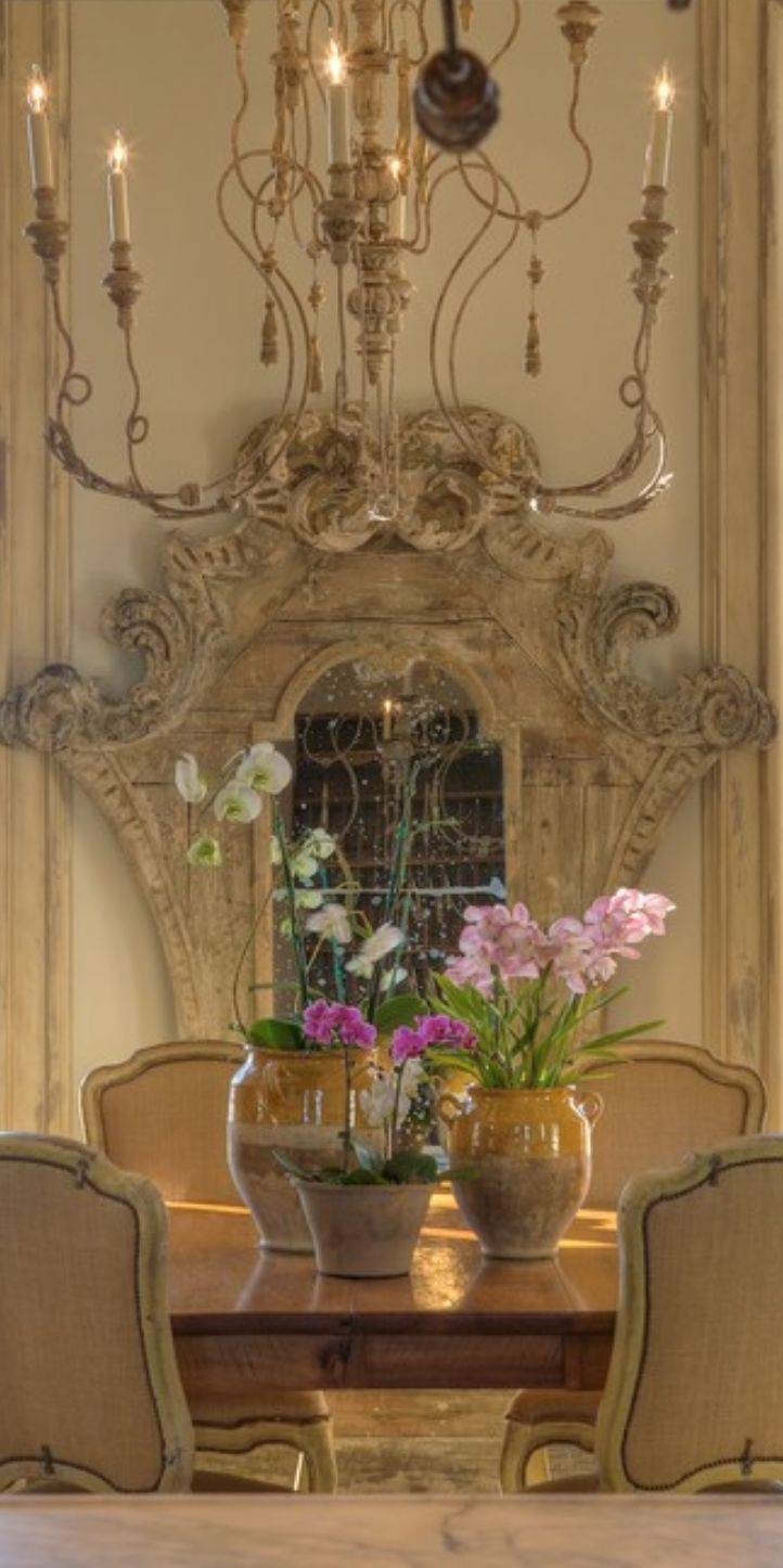 405 Best Antique Mirror Images On Pinterest | Mirror Mirror in Old French Mirrors (Image 4 of 25)