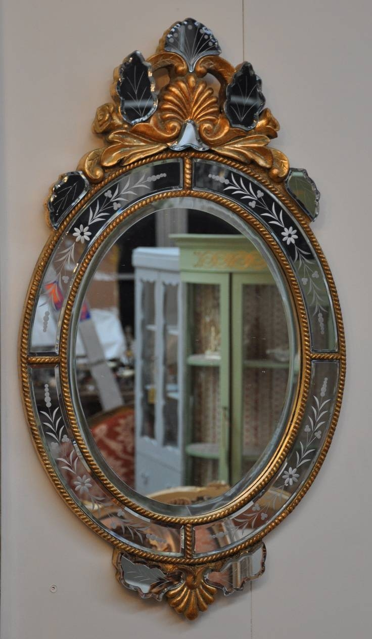 41 Best Mirrors Images On Pinterest | Venetian Mirrors, Mirror with Heart Venetian Mirrors (Image 3 of 25)