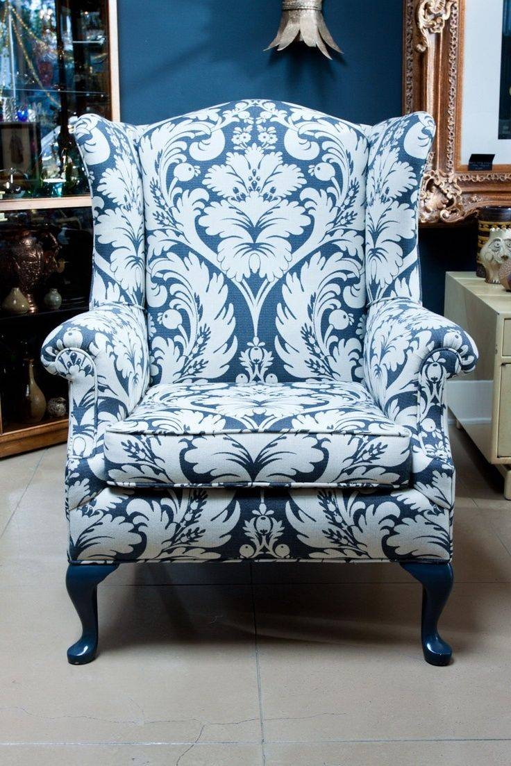 411 Best Upholstered Furniture Images On Pinterest | Armchair regarding Chintz Sofas And Chairs (Image 9 of 25)