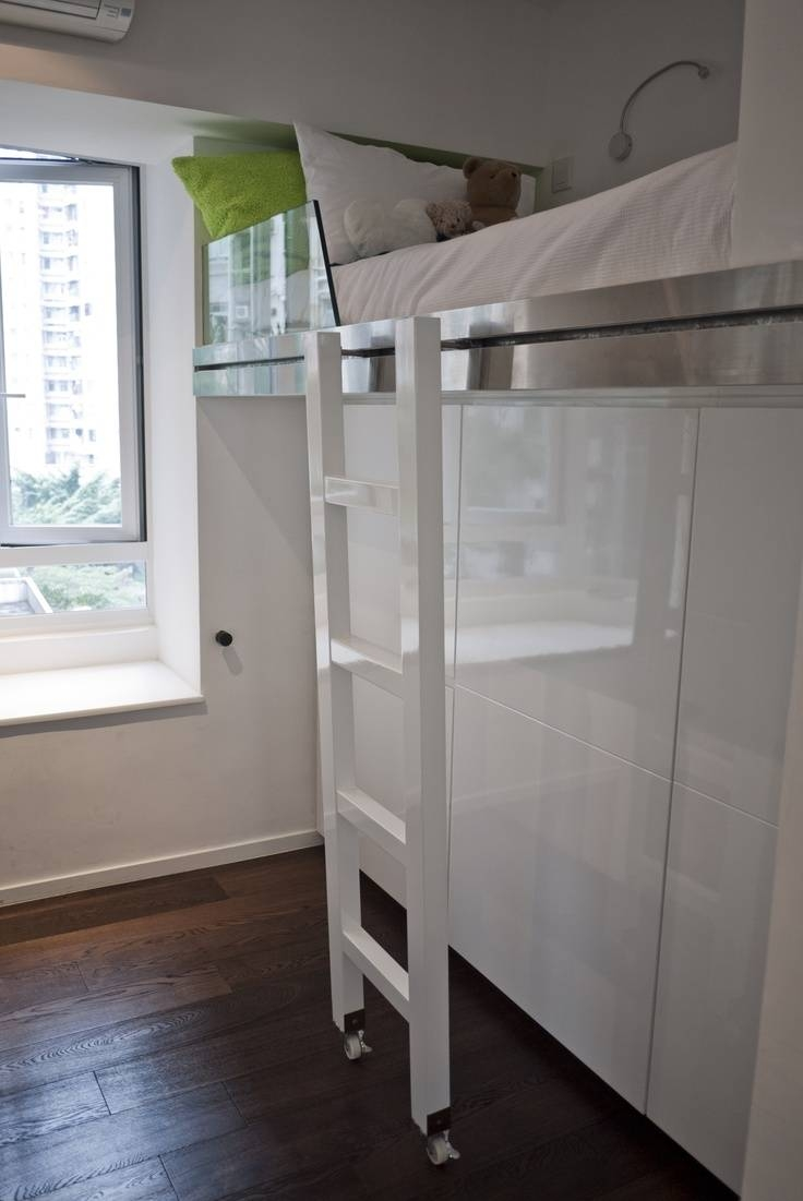 42 Best Cabin Beds Images On Pinterest | Architecture, Home And with Kids Cabin Beds With Wardrobes (Image 1 of 15)