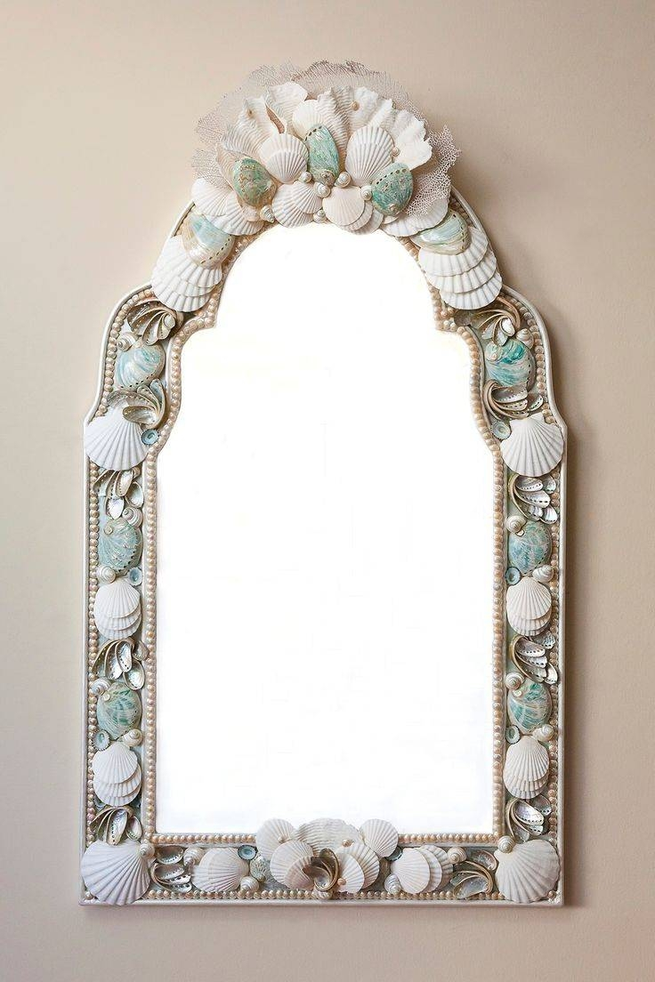 443 Best Mirrors & Console Tables Images On Pinterest | Sea Shells with regard to Ornamental Mirrors (Image 4 of 25)