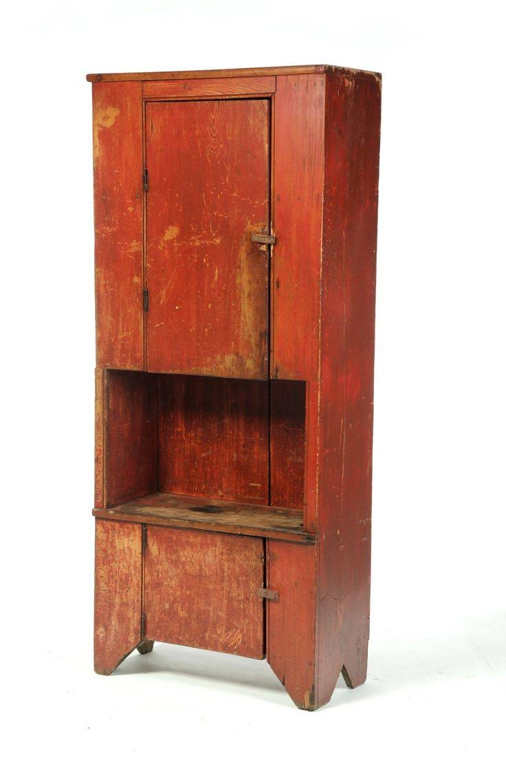 465 Best Primitive Cupboards Images On Pinterest | Cupboards regarding Pine Wardrobe With Drawers and Shelves (Image 1 of 30)
