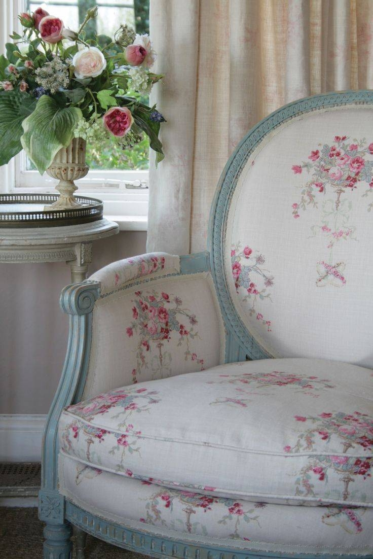 483 Best Englishchintz Images On Pinterest | Designers Guild with Chintz Floral Sofas (Image 4 of 30)