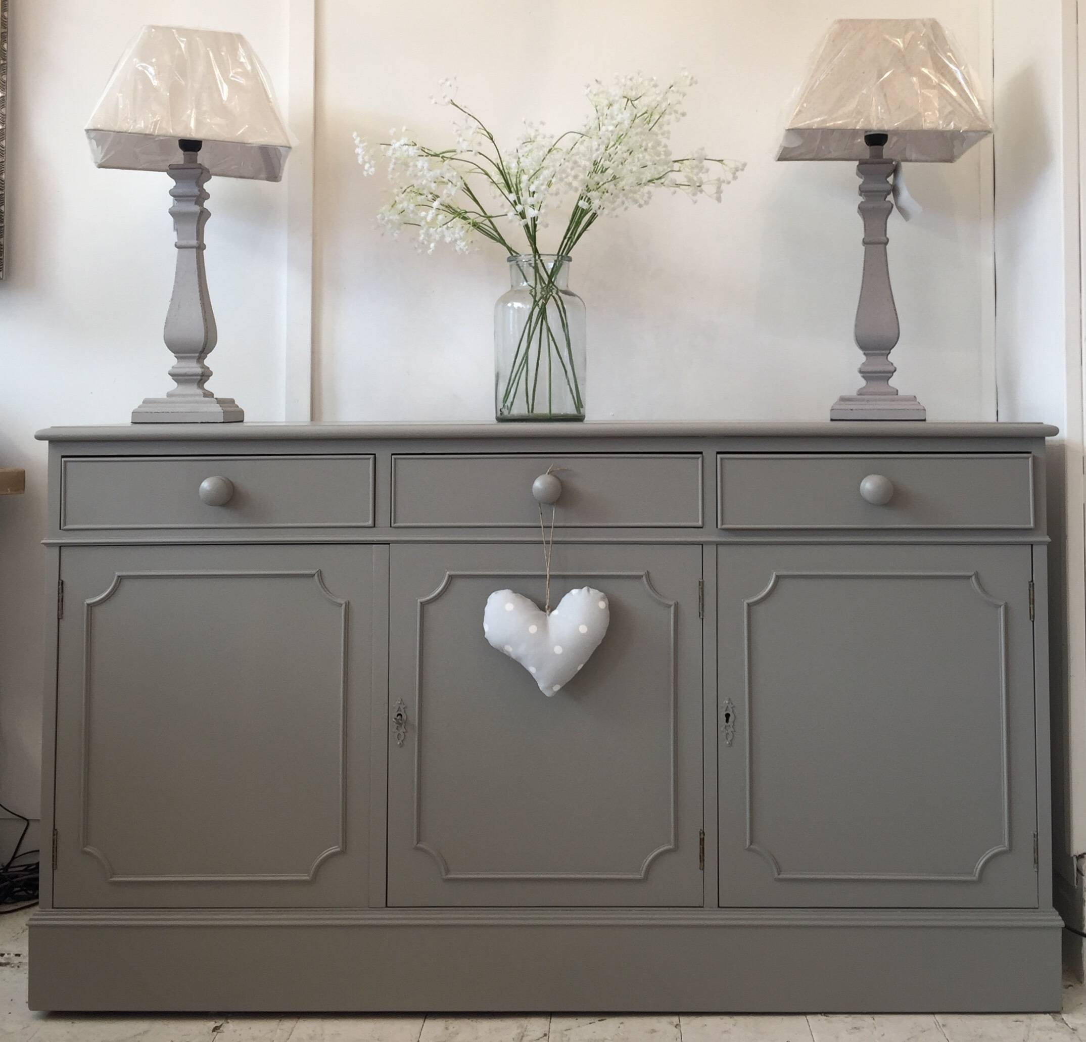 Featured Photo of Dark Grey Sideboards