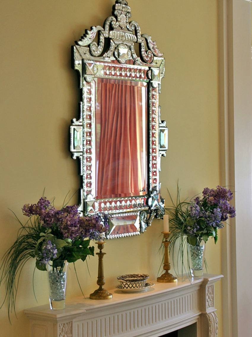 5 Extraordinary Venetian Wall Mirrors You Will Love To Have pertaining to Venetian Wall Mirrors (Image 1 of 25)