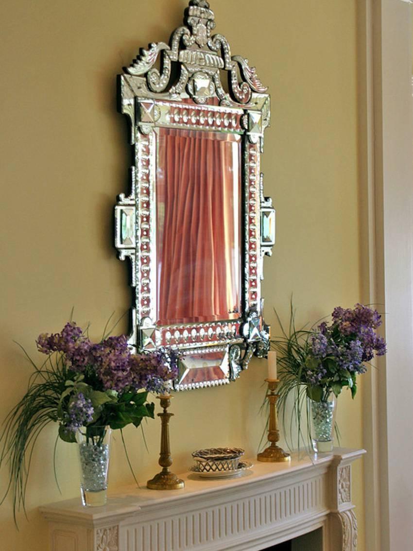 5 Extraordinary Venetian Wall Mirrors You Will Love To Have Pertaining To Venetian Wall Mirrors (Photo 18 of 25)