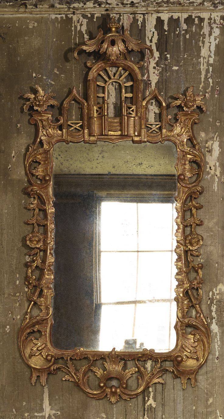 50 Best Antique Mirrors Images On Pinterest | Antique Mirrors Regarding Antique Mirrors (View 18 of 25)