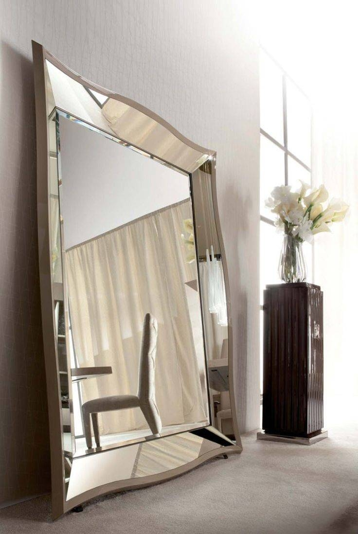 50 Best Captivating Floor Standing Mirrors Images On Pinterest with regard to Large Floor Standing Mirrors (Image 2 of 25)