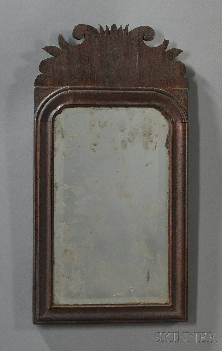 51 Best Colonial And Primitive Mirrors Images On Pinterest inside Antique Looking Mirrors (Image 5 of 25)