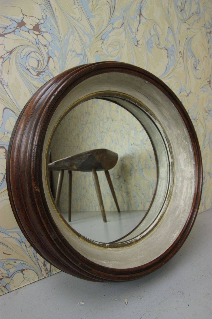 58 Best Round Mirrors Images On Pinterest | Round Mirrors, Rope throughout Unusual Round Mirrors (Image 3 of 25)