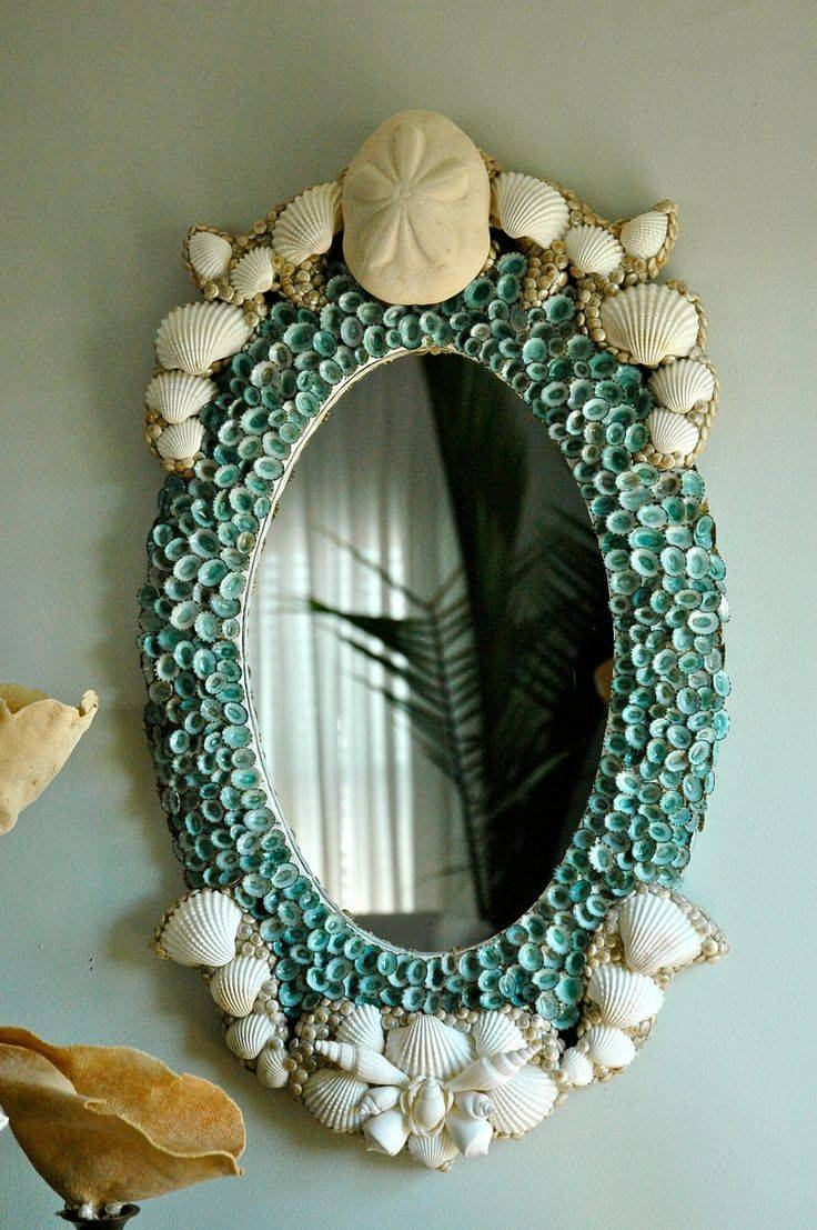 584 Best {Mirrors Diy} Images On Pinterest | Diy Mirror, Crafts With Expensive Mirrors (Photo 20 of 25)