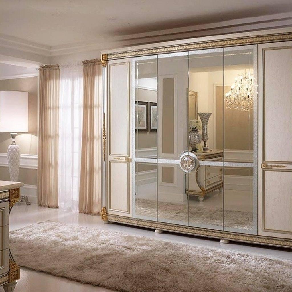 6 Door Wardrobe Bedroom Furniture Wardrobe In Classic Style, With Throughout 6 Door Wardrobes Bedroom Furniture (View 12 of 15)