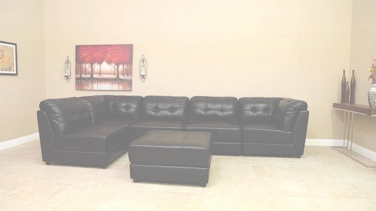 6 Piece Leather Sectional Sofa ~ Hmmi Inside 6 Piece Leather Sectional Sofa (Gallery 7 of 30)