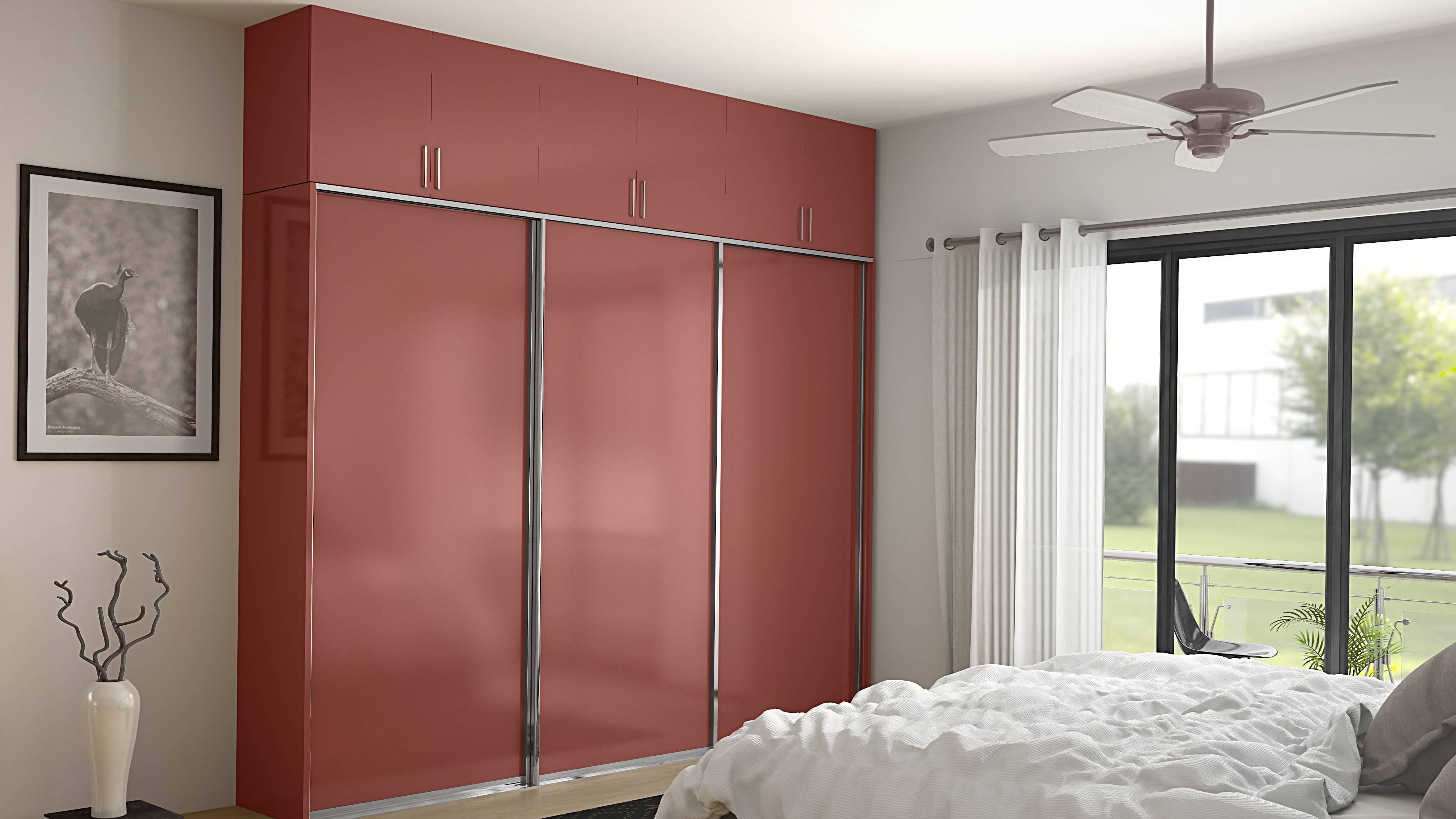 6 Trendy Wardrobe Door Designs From Homelane   Homelane In 6 Door Wardrobes Bedroom Furniture (Photo 13 of 15)