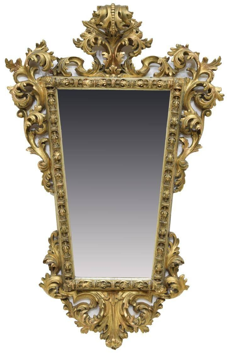 614 Best Espejos Y Marcos 2 Images On Pinterest | Antique Mirrors with Gilt Framed Mirrors (Image 6 of 25)