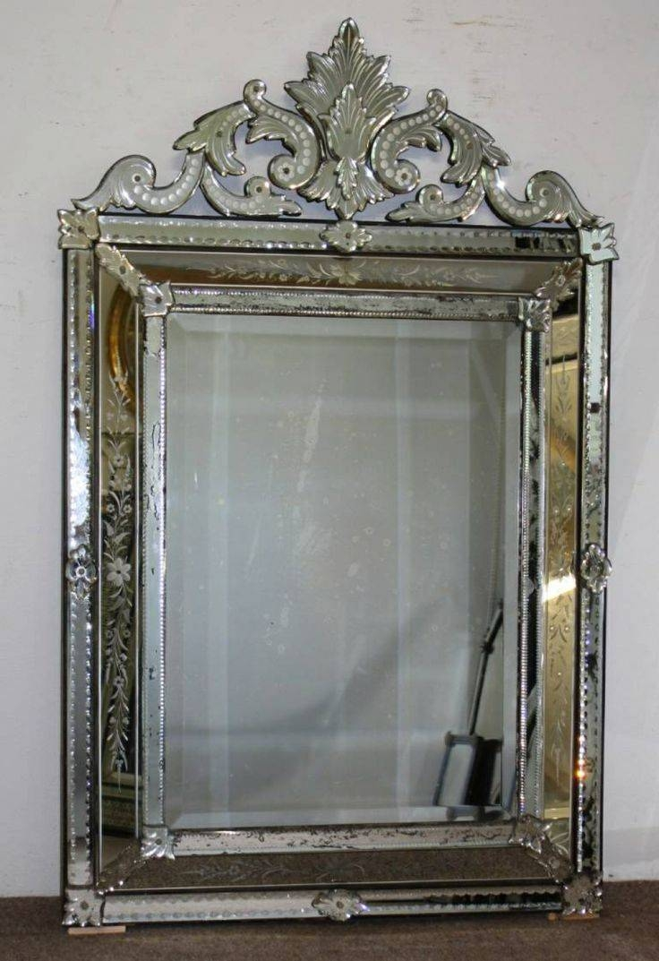 63 Best Venetian Mirrors Images On Pinterest | Venetian Mirrors with Venetian Antique Mirrors (Image 3 of 25)