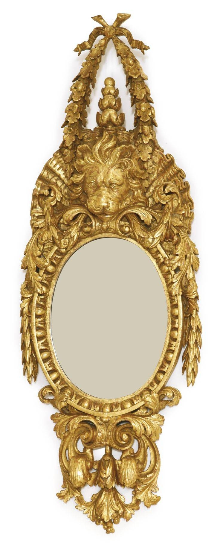 635 Best Antique Mirrors Images On Pinterest | Antique Mirrors With Antique Mirrors (View 20 of 25)
