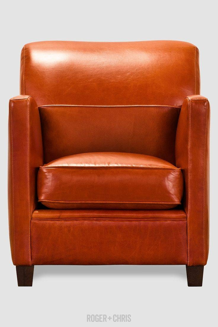 64 Best Leather Furniture Images On Pinterest | Leather Furniture within Compact Armchairs (Image 10 of 30)