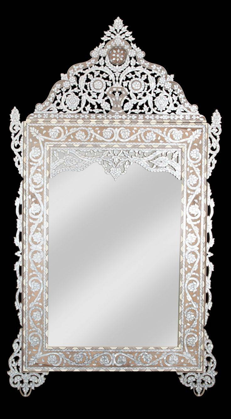 699 Best Mirrors & Picture Frames Images On Pinterest | Mirror regarding Venetian Heart Mirrors (Image 4 of 25)