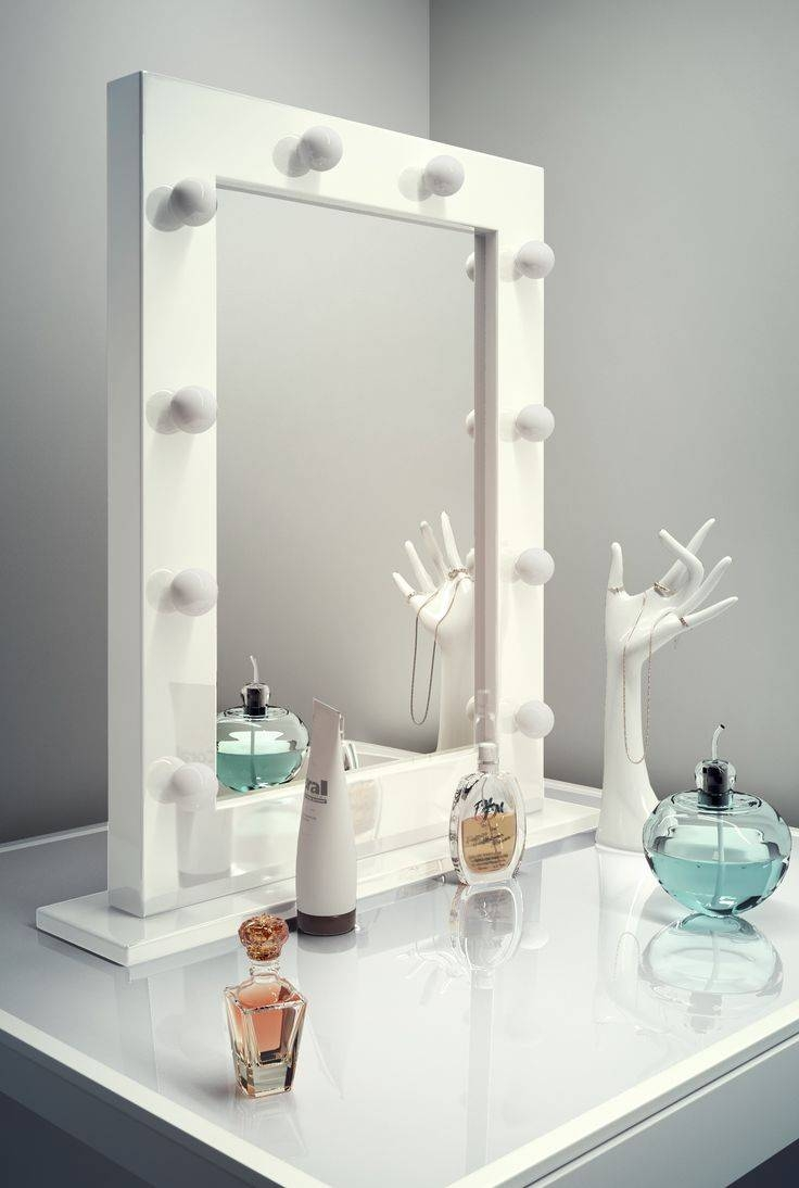 7 Best Mirrors Images On Pinterest | John Lewis, Bathroom Mirrors in Illuminated Dressing Table Mirrors (Image 3 of 25)