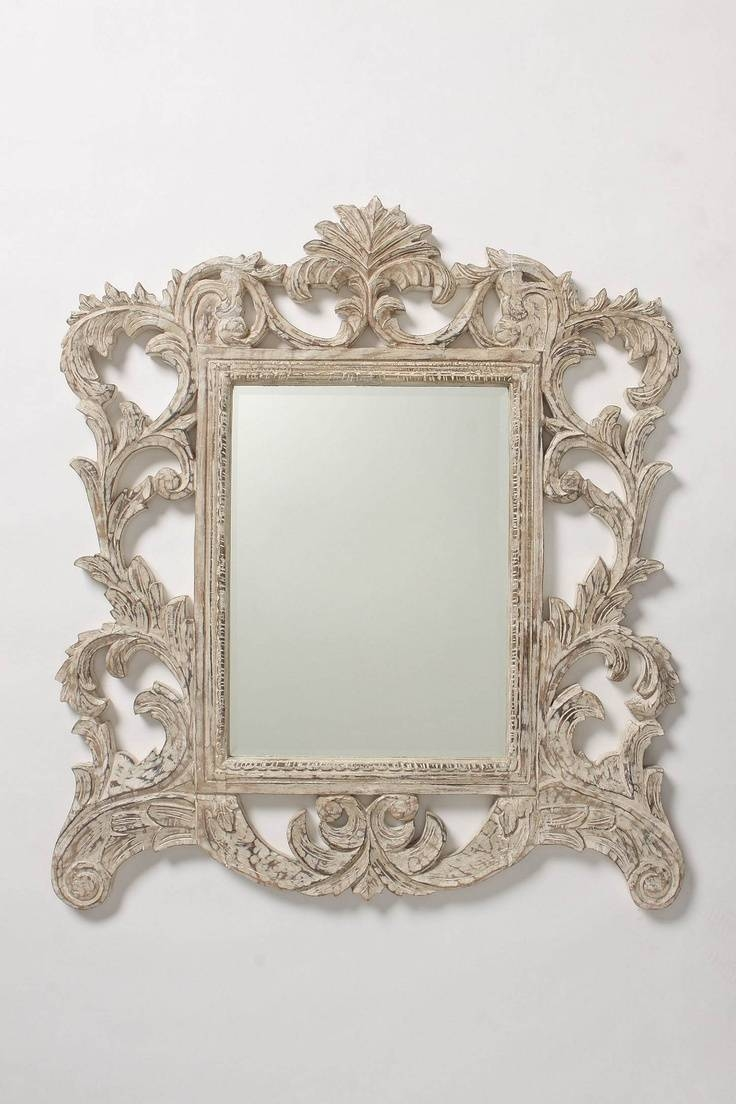 75 Best Mirrors Mirror Images On Pinterest | Mirror Mirror For Vintage Looking Mirrors (Photo 7 of 25)