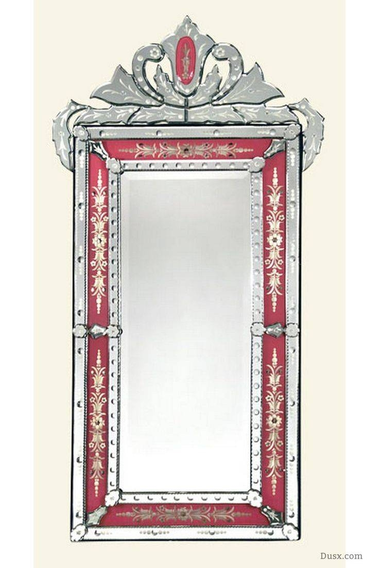 Featured Photo of Venetian Tray Mirrors