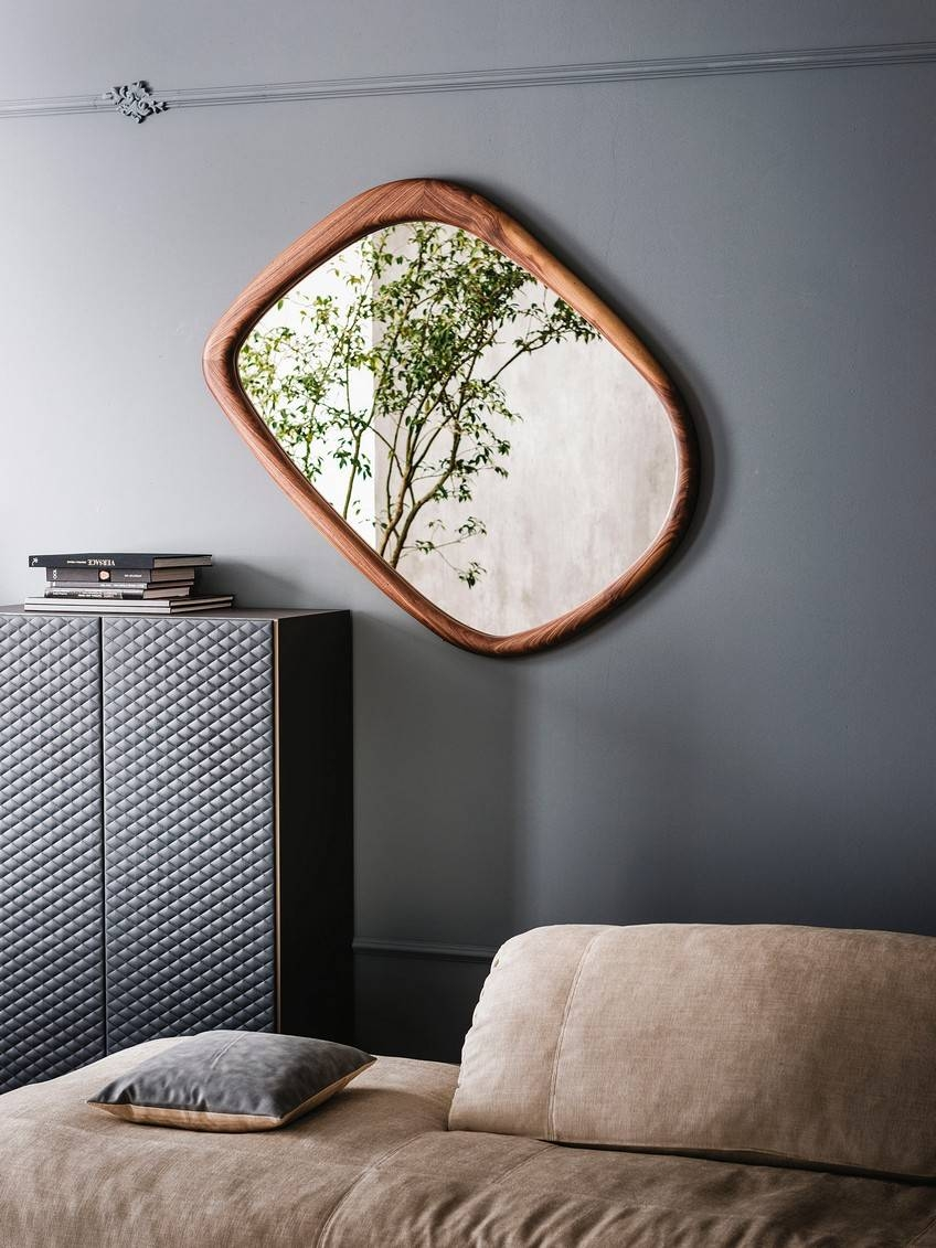 8 Impressive Modern Mirrors From Italian Luxury Brands Regarding Modern Mirrors (Photo 13 of 25)