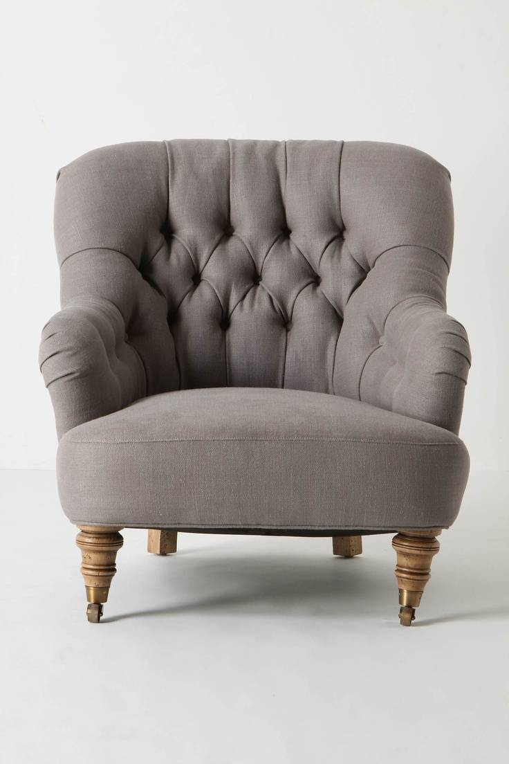 80 Best Button Sofas Images On Pinterest | Home, Armchair And Chairs With Comfortable Sofas And Chairs (Photo 14 of 30)