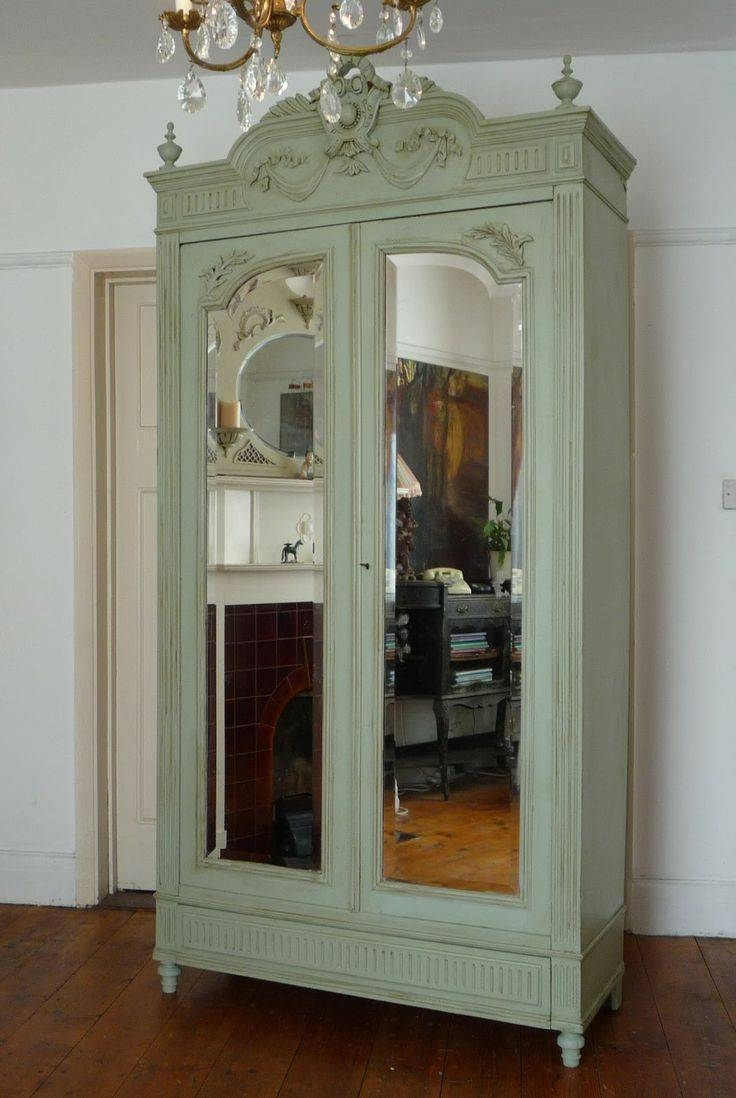 86 Best Style Henri 2 Images On Pinterest | Painted Furniture Throughout Vintage French Wardrobes (Photo 8 of 15)