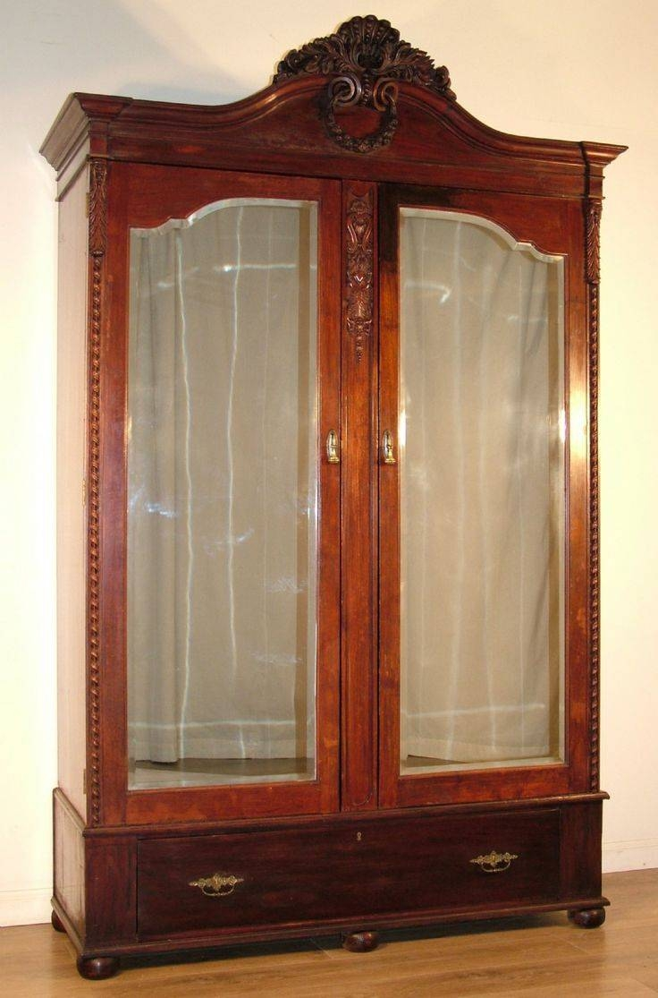 90 Best Armoires Images On Pinterest | Armoire Wardrobe, Antique Within  Large Antique Wardrobes (