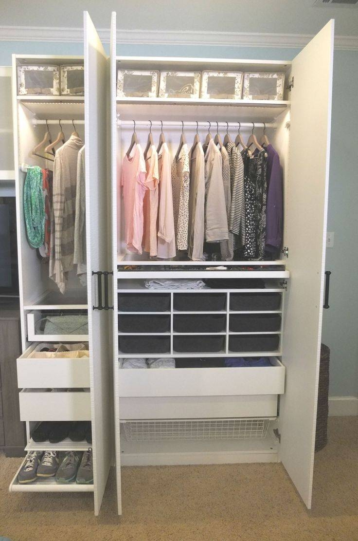 90 Best Ikea Closets Images On Pinterest | Dresser, Home And Cabinets throughout Bedroom Wardrobe Storages (Image 1 of 30)