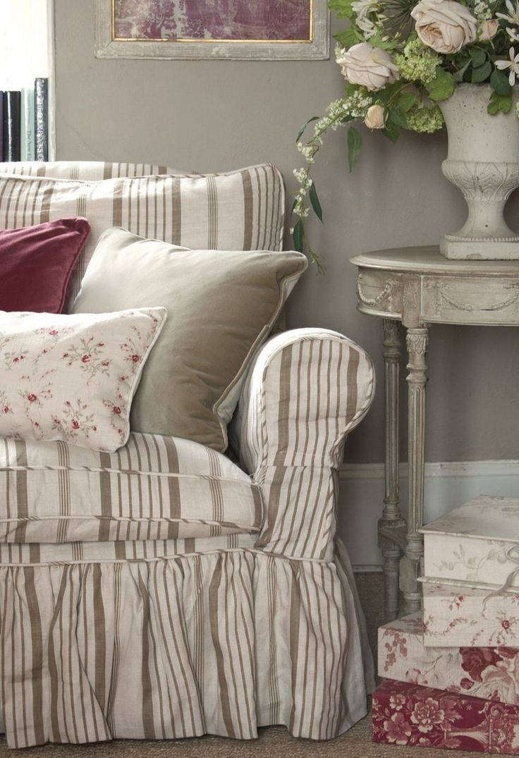 99 Best Slipcover Couches Images On Pinterest | Living Spaces throughout Chintz Covered Sofas (Image 8 of 30)