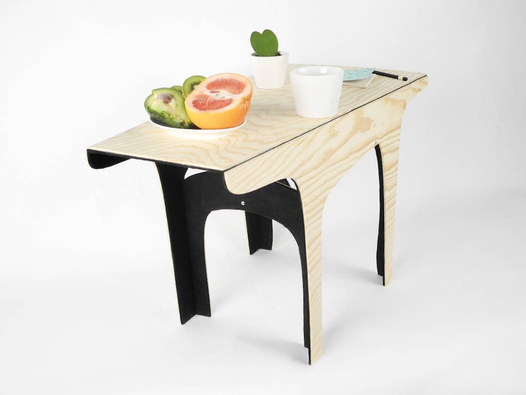 A Quirky Coffee Tablekarolina Fardova | Ignant pertaining to Quirky Coffee Tables (Image 3 of 30)