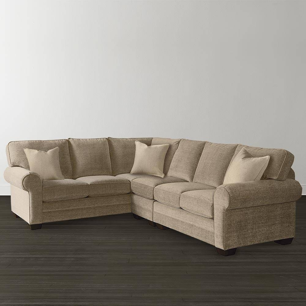 A Sectional Sofa Collection With Something For Everyone inside Down Filled Sofa Sectional (Image 1 of 25)