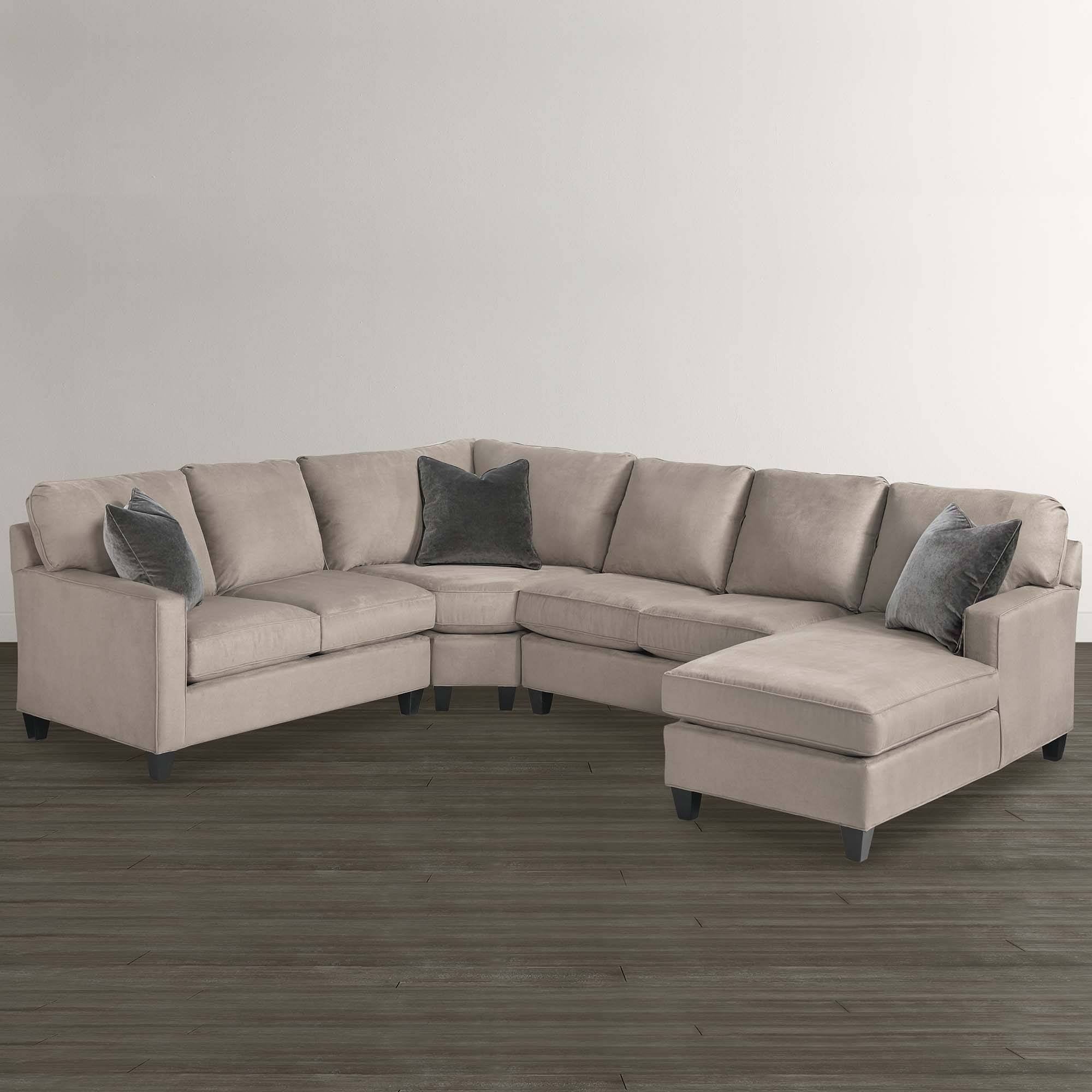 A Sectional Sofa Collection With Something For Everyone with regard to U Shaped Leather Sectional Sofa (Image 1 of 25)